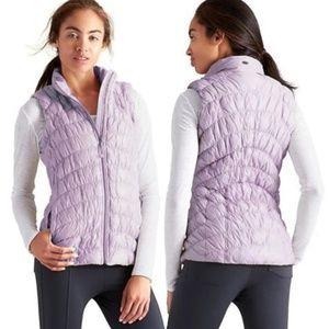 Athleta Downtime Vest in Lilac
